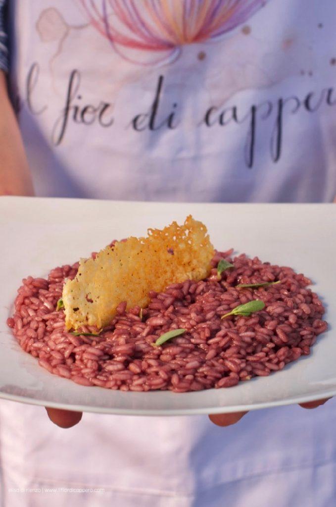 amarone wine risotto